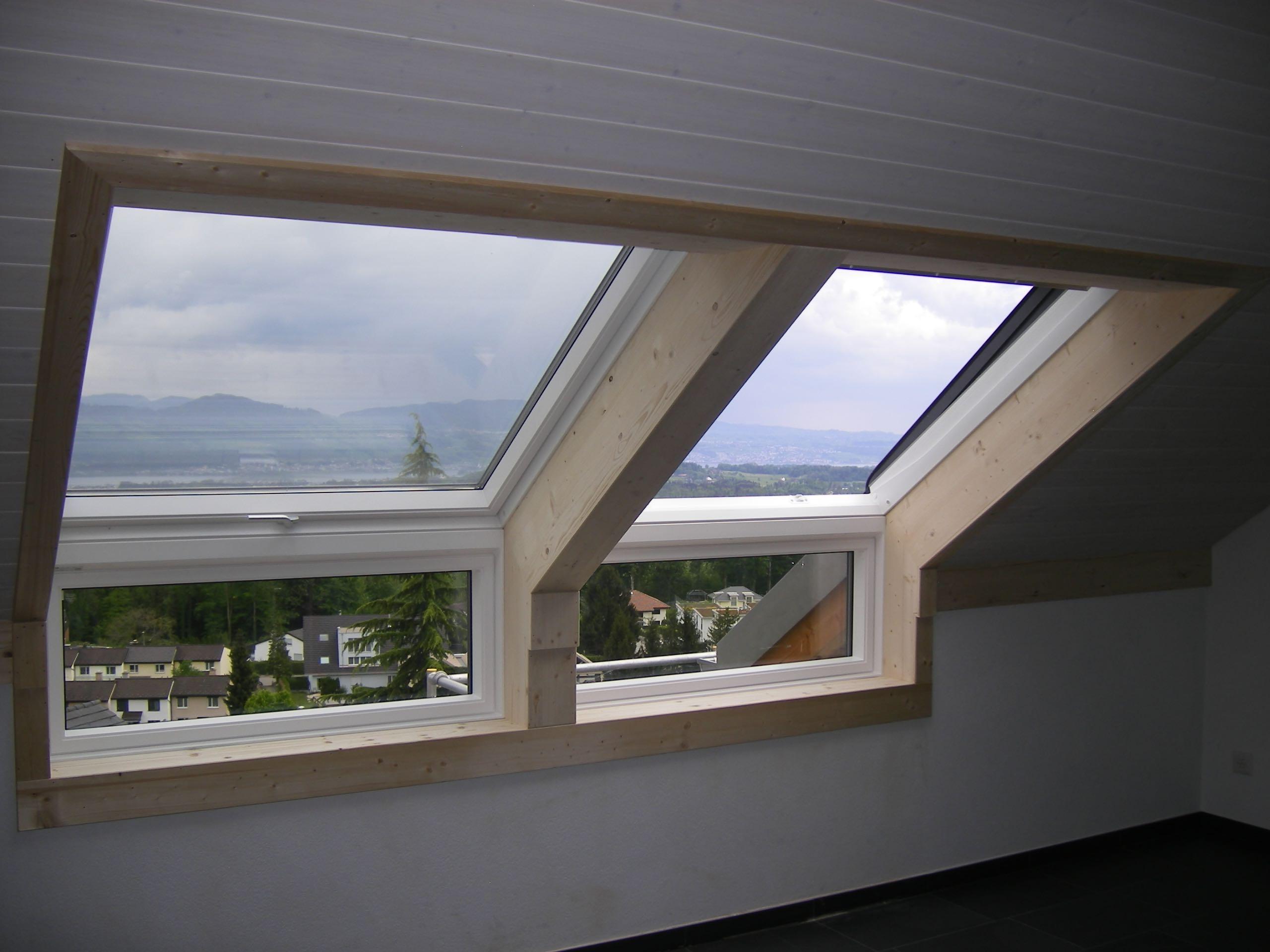 dachfenster lukarnen minergie standard holzbau zimmerei. Black Bedroom Furniture Sets. Home Design Ideas